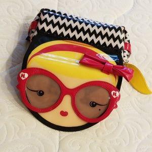 Harajuku Lovers clutch bag